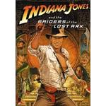 Indiana jones dvd Filmer Indiana Jones - Raiders Of The Lost Ark - Special Edition [DVD]